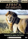 Africa the Serengeti DVD